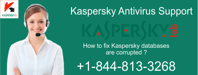 Kaspersky databases are corrupted