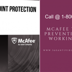 McAfee threat prevention not working MAC