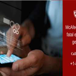 McAfee drive encryption fatal error 0xee020006 getting disk info