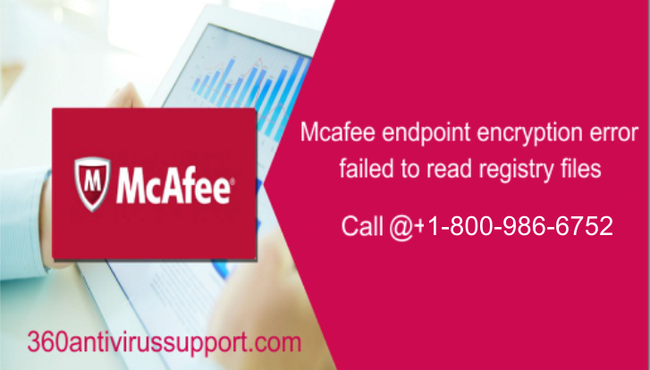 Resolved] Mcafee endpoint encryption error failed to read registry