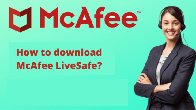 How to download McAfee LiveSafe